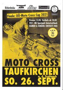 Infos Durchführung Taufkirchen 26.09.2021